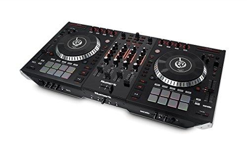Numark NS7II 4-Channel Motorized DJ Controller and Mixer (OLD MODEL) (Motorized Dj Controller compare prices)