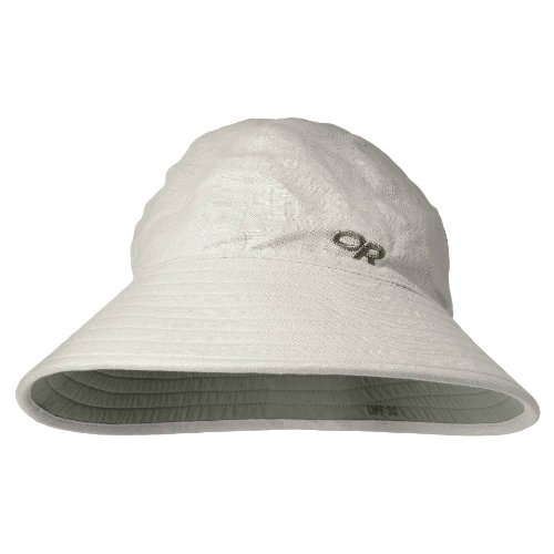 Outdoor Research Women's Arroyo Bucket Sun Hat, 915-Sand/Khaki, Medium