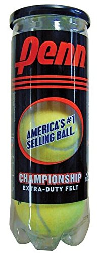 Championship Tennis Balls Pack of 4
