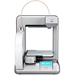 Cubify Cube 3D 2nd Generation Printer - Silver