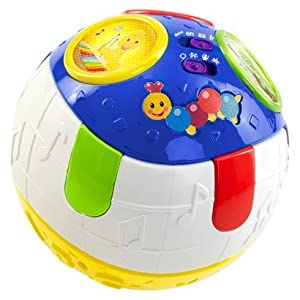 Baby Einstein Roll & Explore Symphony Ball
