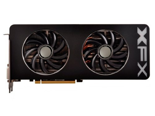 Xfx Double D R9 290X 1000Mhz 4Gb Ddr5 Dp Hdmi 2Xdvi Graphics Cards R9290Xedfd Pc, Personal Computer