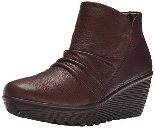 skechersparallel-universe-botas-de-media-cana-sin-forro-y-botines-mujer-color-marron-talla-37