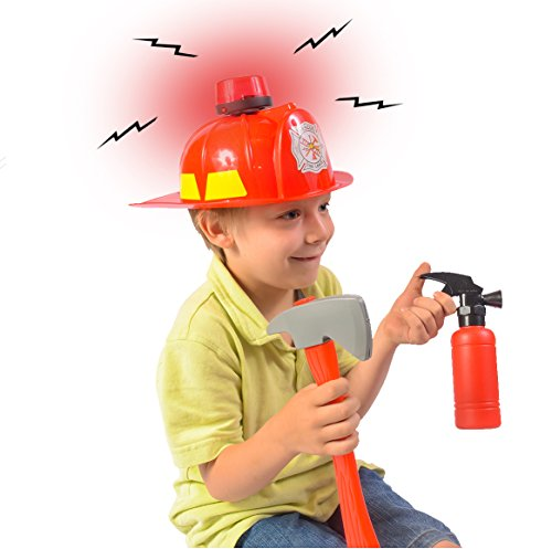 Fireman-Hat-w-Firefighter-Accessories-Fireman-Costume-by-Funny-Party-Hats