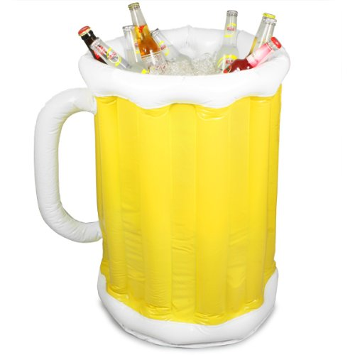 Amscan International Inflatable Beer Glass Cooler