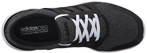 Adidas Performance Women's Cloudfoam Xpression W Cross-Trainer Shoe, Black/White/Onix, 8.5 M US