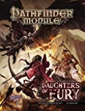 img - for Pathfinder Module : Daughters of Fury (Paperback)--by Victoria Jaczko [2015 Edition] book / textbook / text book