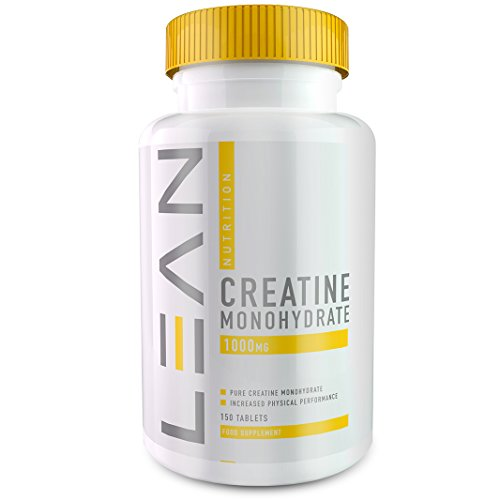 LEAN Nutrition Creatina Monoidrato compresse 1000mg - 150 Compresse