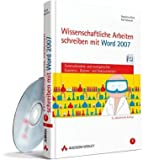 Wissenschaftliche Arbeiten schreiben mit Word 2007, m - CD-ROM: Formvollendete und normgerechte Examens-, Diplom- und Doktorarbeiten - Natascha Nicol, Ralf Albrecht