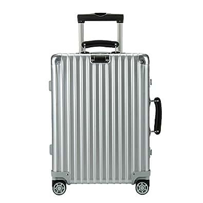 (リモワ)RIMOWA CLASSIC FLIGHT 974.52 97452クラシックフライトIATAキャビンマルチホイール スーツケース キャリーバッグ シルバー 33L 974.54 97454並行輸入品