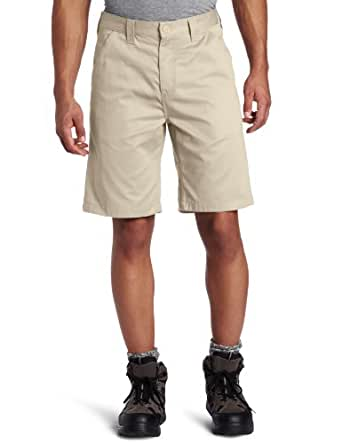 Carhartt Men's  Basic Twill Utility Work Short,Stone  (Closeout),28
