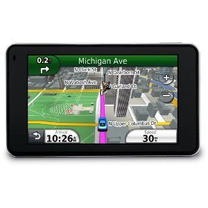 Garmin nuvi 3790LMT 4.3-Inch Bluetooth Portable GPS Navigator with Lifetime Map & Traffic Updates