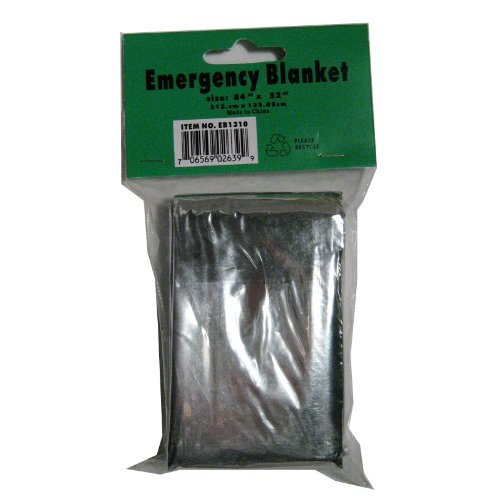 2 Emergency Survival Sleep Space Blanket Bag Safety Camp Travel Outdoors Soft !