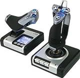Joystick, Saitek X52 + Throttle