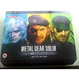 Metal Gear Solid HD Collection Limited Edition (UK Release)