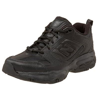 New Balance Women's WX608 Training Shoe,Black,5 B