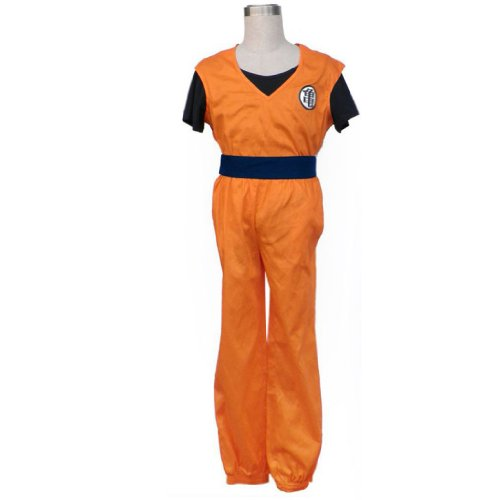 Dragon Ball Cosplay Costume - Master Roshi Kung Fu Outfit Kid Small