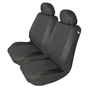 Century Low Back Car Seat Cover - Two Pack from Brookstone