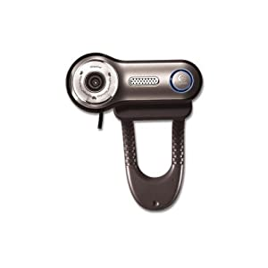 Logitech Quickcam Fusion Webcam, PC / Mac, Face Tracking