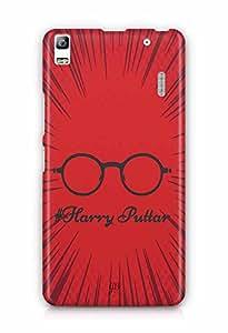 YuBingo Harry Puttar Designer Mobile Case Back Cover for Lenovo K3 Note