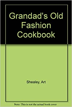 Amazon Old Fashion Cook Book