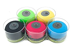 Portable Waterproof Bluetooth Wireless Speaker ( Colors May Vary ) With Strong Suction Cup Only From M.P.Enterprises