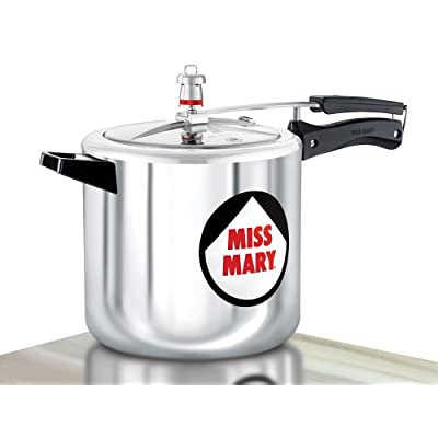 Hawkins Miss Mary Aluminium 5 Litres Non Induction