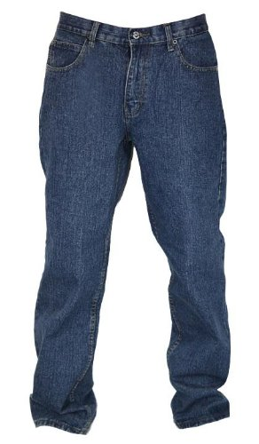 Mens Joe Bloggs Designer Denim Jeans Stonewash
