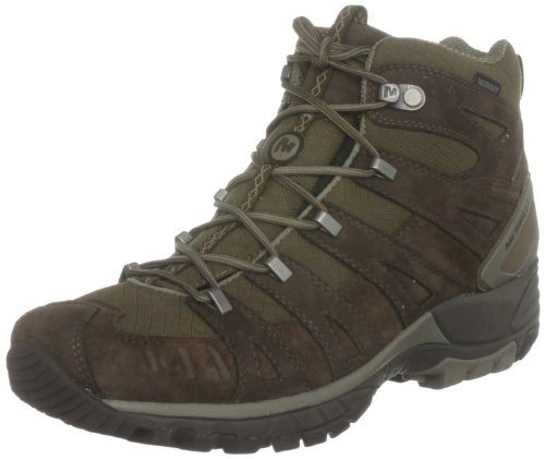 Merrell Women's Avian Light Mid Waterproof Bracken Walking Boot J68326 6 UK