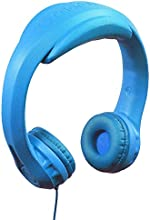 HeadFoams Headphones for Kids, Light Blue
