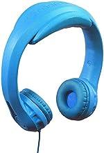 HeadFoams Headphones for Kids, Light Blue