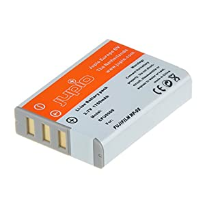 Jupio CFU0009 Batterie pour Appareil photo Compatible Fujifilm NP-95
