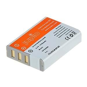 Jupio CFU0009 Batterie pour Appareil photo Compatible Fujifilm NP-95