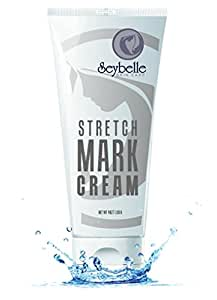Seybelle® Stretch Mark Scar Remover   The Best Stretch Mark Cream That Works on Skin Blemishes   Made In The USA   Eradicating & Scar Removing, Preventing, Repairing. Perfect for the Treatment and Prevention of Stretch Marks Due to Pregnancy or Post Pregnancy or Weight Gain and Loss, Weight Lifting and Body Building   Contains Hyaluronic Acid   Paraben Free   Moisturizing, Nourishing and Rejuvenating Formula   Smoothens and Tones Your Skin. Say Goodbye to Unsightly Stretch Marks on the Stomach, Buttocks, Hips, and Thighs   Buy with Confidence. No Risk 100% Unconditional Money Back Guarantee! Great Value! Great Christmas Gift Present!