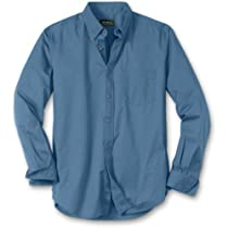 Men's Shirts for Sale - The Original Signature Twill Long-Sleeve Solid-Color Shirt from astore.amazon.com