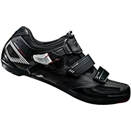 Shimano SH-R107 Road Shoes - Size: 42 - BLACK