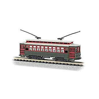 Amazon.com: Bachmann Industries Brill Trolley - New