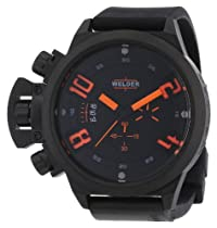 Welder Unisex 3300 K24 Oversize Chronograph Watch