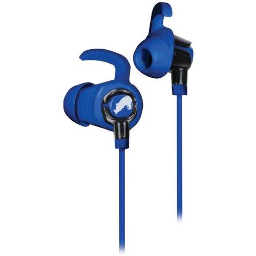 Ecko Eku-Edg-Blue Edge Sport Earbuds With Microphone (Blue)