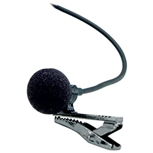 AZDEN EX503 Omni-Directional Lavaliere Microphones