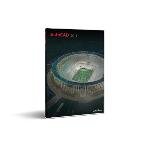 AutoCAD 2013  -- Includes a 1 year Autodesk Subscription