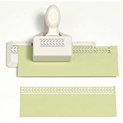 Martha Stewart Crafts Double-Edge Punch, Laurel Leaf Trim