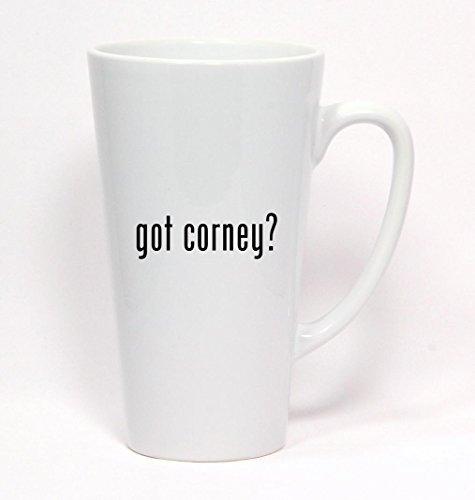 got corney? - Ceramic Latte Mug 17oz (Corney Ware compare prices)