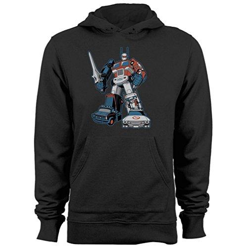 Optimus Prime He Man Mens & Womens graphic hoodies printed hoodies