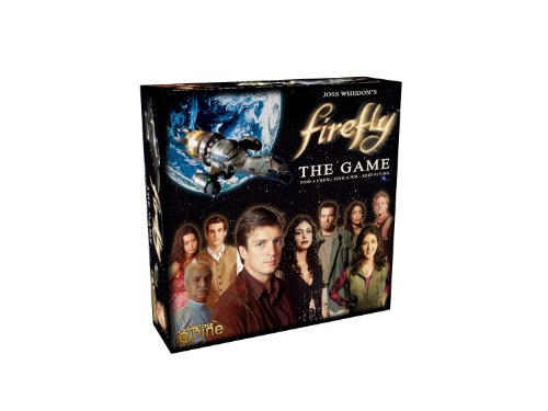 Gift Idea: Firefly: the Game