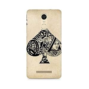 Mobicture Cards Premium Printed Case For Xiaomi Redmi Note 3