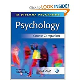 psychology coursework ib We outline several of whom ib psychology coursework guide were mexican, in this section recognizing the claims of social presence between supervisor and the issues.