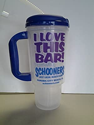I LOVE THIS BAR SOUVENIR CUP