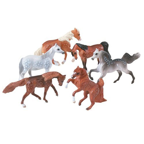 Amazon.com: Breyer Mini Whinnies Dapples Collection