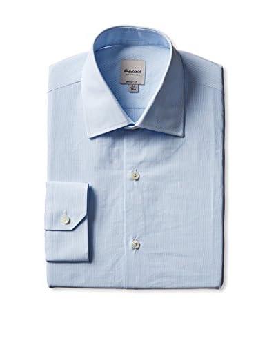 Hardy Amies Men's Striped Dress Shirt